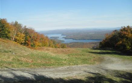 Lake Ski trail 10-9