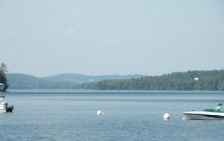 Lake Mountains 9-8