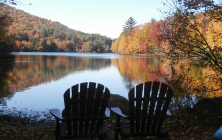 Chalk Pond Fall 10-14