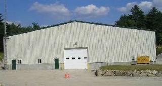 Highway Department Garage